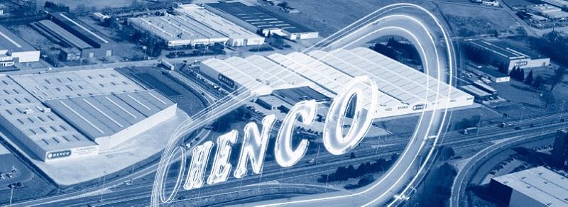Installatie met Henco aluminium buis